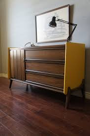 Painted Mid Century Furniture by European Paint Finishes Retro Dresser