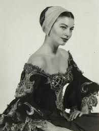 man ray ava gardner in a costume for the film pandora and the