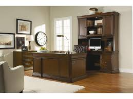 Hooker Credenza Hooker Furniture Cherry Creek Traditional Executive Desk Belfort