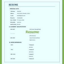 French Resume Sample by English To French Resume Translation In Ottawa