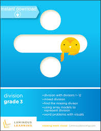 division for grade 3 grade 3 division printable workbook luminous learning