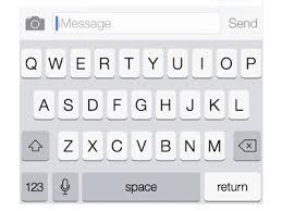 iphone keyboard apk apple ios 7 keyboard sketch freebie free resource for