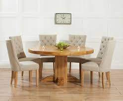 Oak Dining Room Table And 6 Chairs Dining Room Top Tables Seats 6 Decor Within Table Chairs