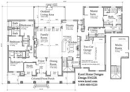 Country House Plan by Country House Plan S3622r Texas House Plans Over 700 Proven