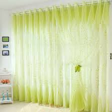 Green Curtains For Living Room by Country Curtains Valances