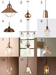 Kitchen Lighting Fixtures Copper Light Fixtures Kitchen Lighting Ls Plus Golfocd