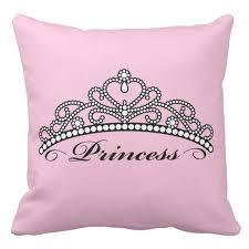 canapé tiara but princesse tiara oreiller cas couronne toile décoratif housse de
