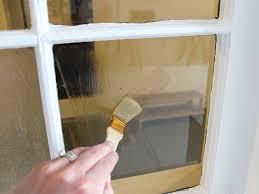 How To Frost A Bathroom Window Diy Curtain Alternatives Diy Network Blog Made Remade Diy