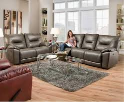 southern motion power reclining sofa southern motion dynamo 3 piece double reclining power plus living