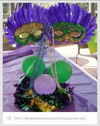 mardi gras centerpieces party ideas by mardi gras outlet air