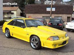 mustang 1990 for sale 1990 ford mustang gt high performance for sale york