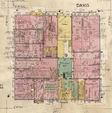 san francisco map detailed david rumsey historical map collection pre earthquake san
