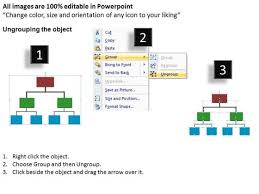 business company powerpoint templates business basic organization