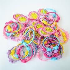 baby hair ties lnrrabc 45pcs pack children elastic hair bands kids hair ties baby