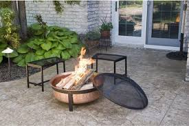 Copper Firepits Copper Pits Golly Gee Gardening