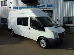 ford transit rv used ford transit vans for sale in rotherham south yorkshire