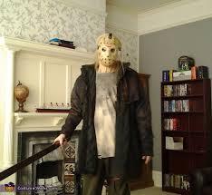 Jason Halloween Costume Kids Scary Costumes Kids
