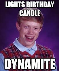 Birthday Memes 18 - the best of bad luck brian meme 18 pics