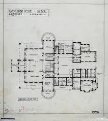 ground floor plan of government house brisbane c 1940 flickr