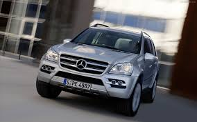 2009 mercedes benz suv campaign widescreen exotic car wallpaper