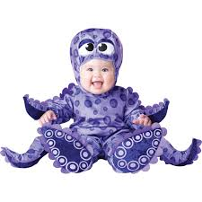Elephant Baby Costume Halloween Tiny Tentacles Baby Octopus Costume Bitty Baby Costumes