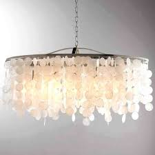 diy shell chandelier chandeliers oyster shell chandelier diy oyster shell chandelier