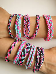 easy diy bracelet tutorials images Braided friendship bracelets purl soho jpg