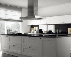 hotte ilot cuisine hotte pour ilot central design photo 12 15 coloris inox une