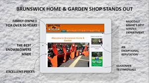 family home and garden best midcoast maine snowblowers review brunswick home and garden