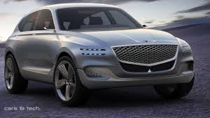 hyundai luxury suv building hyundai genesis luxury suv car