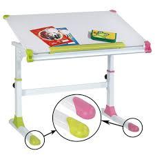 Schreibtisch Holz G Stig Kinderschreibtisch Höhenverstellbar Günstig Online Kaufen Real De