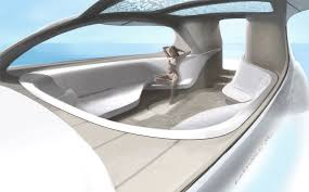 mercedes benz silver arrows motor yacht interior design sketch