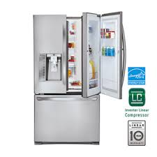 French Door Fridge Size - lg lfxs29766s save up to 1200 00 this black friday lg usa