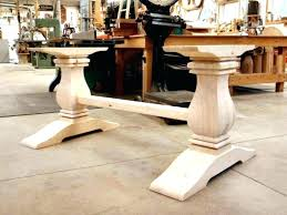 unfinished wood dining table magnificent unfinished wood coffee table legs 18 on architecture