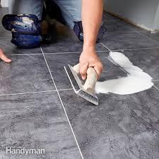 can you install sheet vinyl flooring ceramic tile flooring