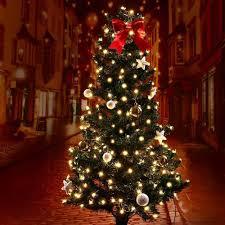 Solar Powered Christmas Tree Lights by Solar Powered Led Christmas Lights U2013 Mr Reindeer