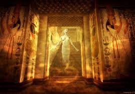 Ancient Origins Of Halloween Nefertiti Neko Goddess Bastet Meets Nefertiti Virtual Neko In