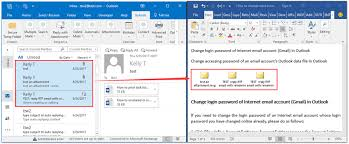 how to embed outlook email in word document