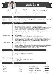 best 25 resume format ideas on pinterest cv formats