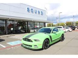ford mustang seattle ford mustang for sale washington or used ford mustang near