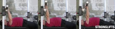 Life Fitness Bench Press Bar Weight How To Bench Press Safely Without Spotter Stronglifts