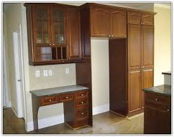 kitchen cabinet desk ideas kitchen cabinet desk units home design ideas review of kakoz