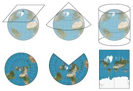 Map Projection Cv 06 Map Projections Gis U0026t Body Of Knowledge