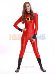 incredibles costume the incredibles mrs costume spandex