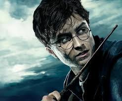 Harry Potter Harry Potter Casts A Spell On Battle By Water Frez On