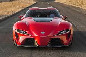 Toyota Ft 1 Engine Detroit 2014 Toyota Ft 1 Concept Stuns Previews Future Sports