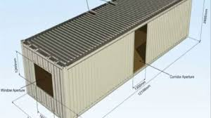House Dimensions Shipping Container House Dimensions Youtube