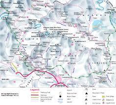 Himalayan Mountains Map Australian Camp Dhampus Village Tour Guide In Himalaya