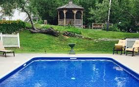 swimming hermitage inn wilmington vermont
