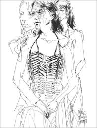 what is the best way to learn how to draw fashion design figures